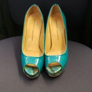 Chinese laundry heels